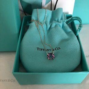 Tiffany & Co. Amethyst Sparkler Necklace